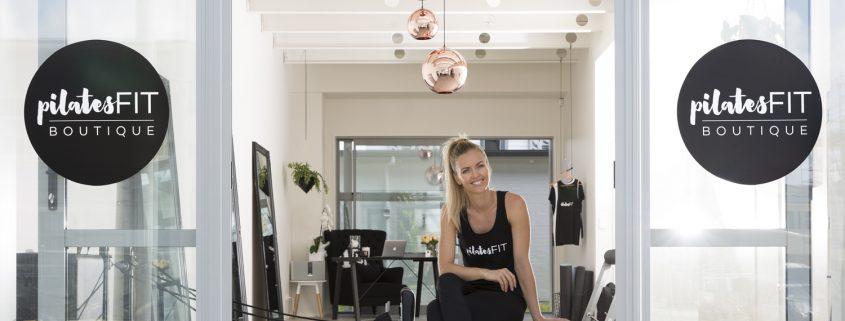 Pilates studio owner at pilatesFIT BOUTIQUE in Hobsonville