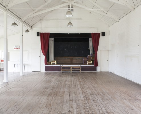 "Mangawhai Hall // ""Community"" Exhibition / DEPOT ARTSPACE"