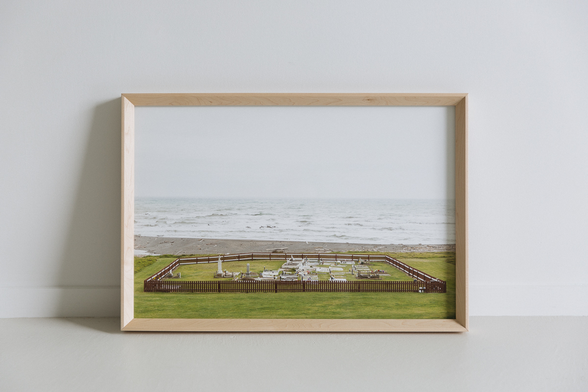 Urupā from UP THE COAST series by Jonny Davis