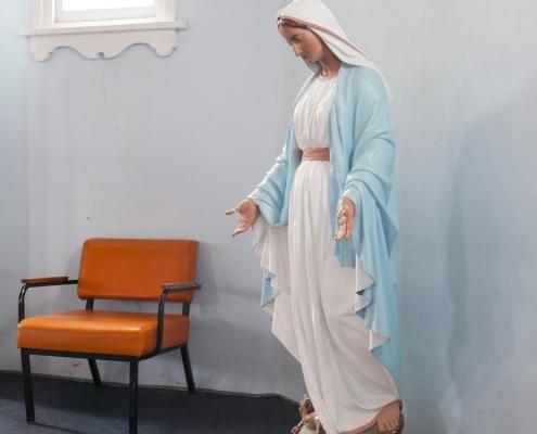 The Virgin Mary at HaTo KereTi